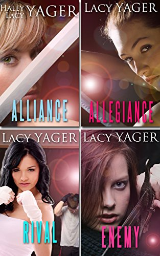 Alliance / Allegiance / Rival / Enemy: a young adult vampire 4-book collection by Lacy Yager