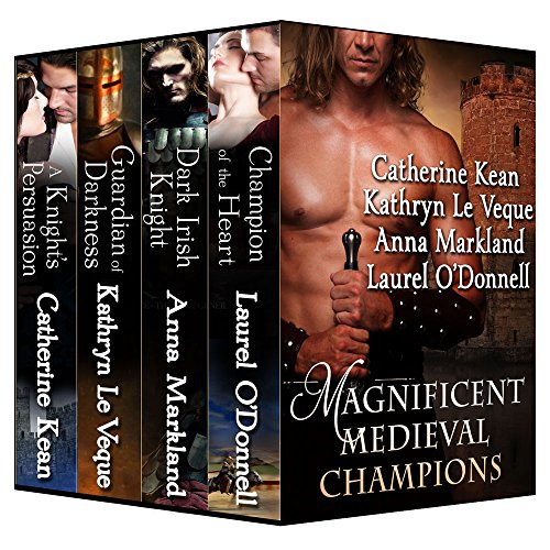 Magnificent Medieval Champions: A Medieval Romance Boxed Set by Catherine Kean