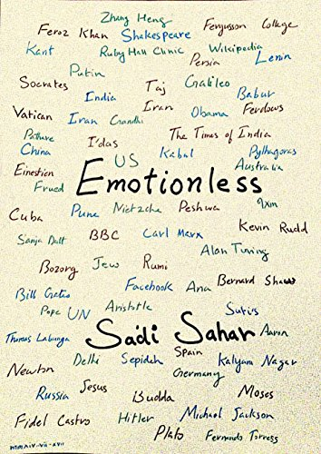 Emotionless by Sadi Sahar