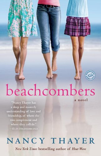 Beachcombers: A Novel by Nancy Thayer