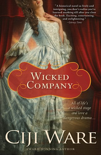 Wicked Company by Ciji Ware