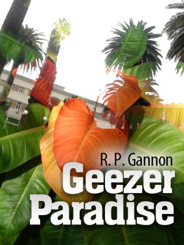 Geezer Paradise (A Barney, Willie, and Oscar Mystery Book 1) by Robert Gannon