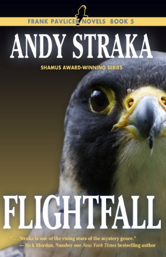 Flightfall (Frank Pavlicek Mystery Series Book 5) by Andy Straka