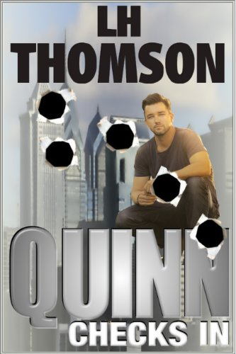 Quinn Checks In (Liam Quinn Mysteries #1) by LH Thomson