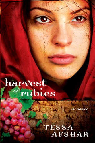 Harvest of Rubies by Tessa Afshar