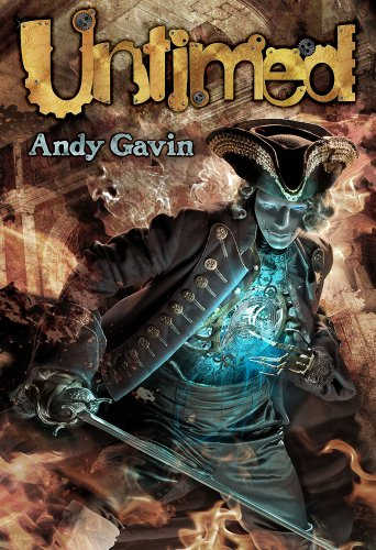 Untimed: a Time Travel Adventure (Rules of the Regulator Book 1) by Andy Gavin