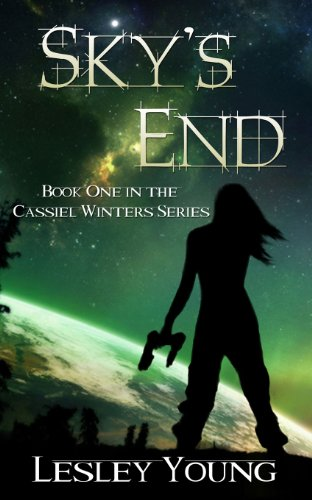 Sky's End (Cassiel Winters Book 1) by Lesley Young