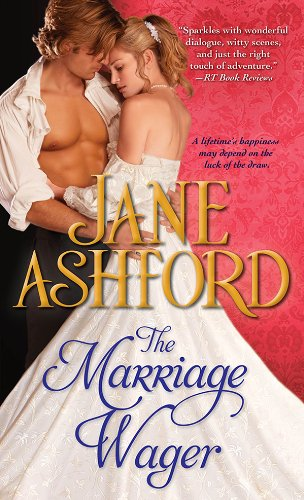 The Marriage Wager by Jane Ashford