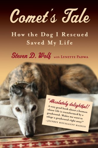 Comet's Tale: How the Dog I Rescued Saved My Life by Lynette Padwa