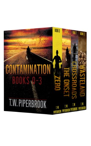 Contamination Boxed Set (Books 0-3 in the series) by T.W. Piperbrook