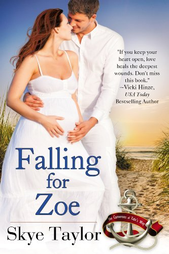 Falling for Zoe: Volume 1 (The Camerons of Tide's Way) by Skye Taylor