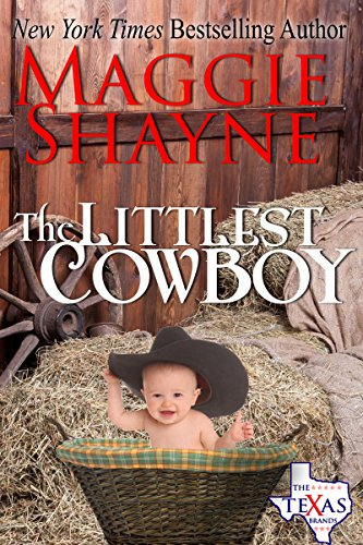The Littlest Cowboy (The Texas Brands Book 1) by Maggie Shayne