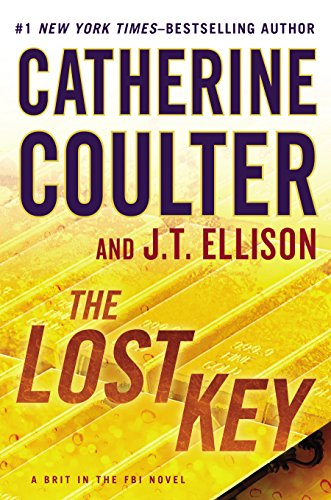 The Lost Key (A Brit in the FBI Book 2) by J. T Ellison