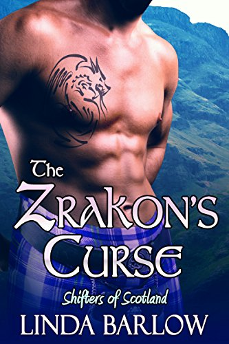 The Zrakon's Curse: Shifters of Scotland by Linda Barlow