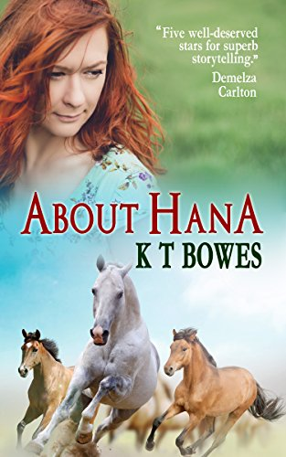About Hana (The Hana Du Rose Mysteries Book 1) by K T Bowes