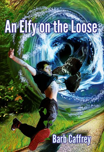 An Elfy on the Loose by Barb Caffrey