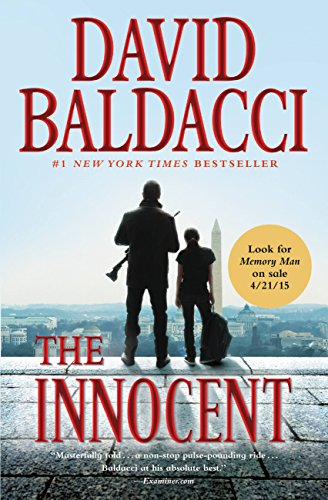 The Innocent (Will Robie Book 1) by David Baldacci