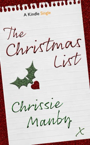The Christmas List (Kindle Single) by Chrissie Manby