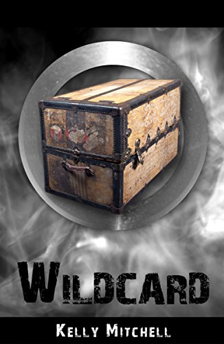 Wildcard (Wildspace (cyberpunk) Book 1) by Kelly Mitchell