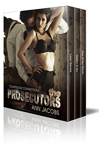The Prosecutors (Courthouse Connections 3) by Ann Jacobs