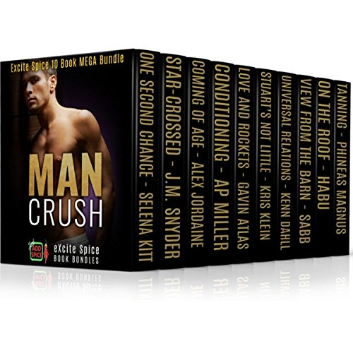 Man Crush by Various Authors