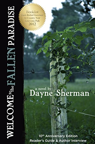 Welcome to the Fallen Paradise: A Novel by Dayne Sherman