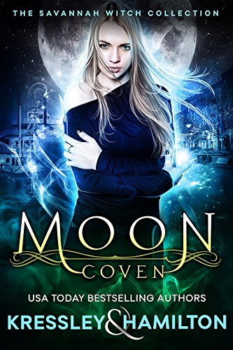Moon Coven: a Paranormal Witch Romance by Conner Kressley