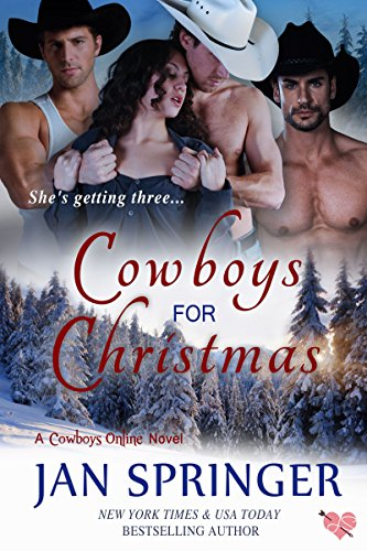 Cowboys for Christmas (Cowboys Online 1) by Jan Springer