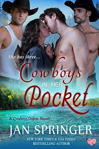 Cowboys In Her Pocket by Jan Springer