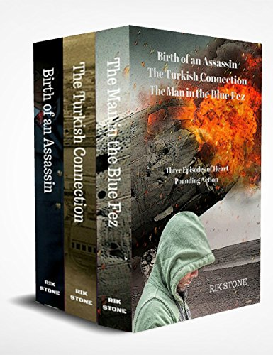 Birth of an Assassin, Books 1-3 (Birth of an Assassin Novels) by Rik Stone
