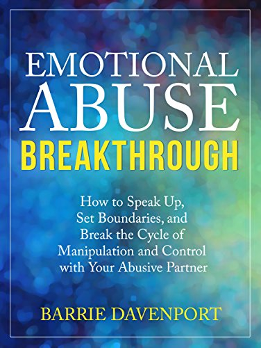 Emotional Abuse Breakthrough by Barrie Davenport