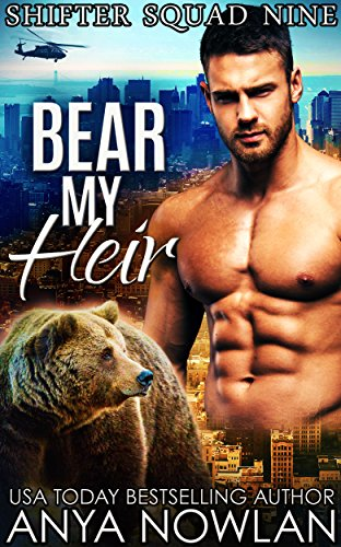 Bear My Heir by Anya Nowlan
