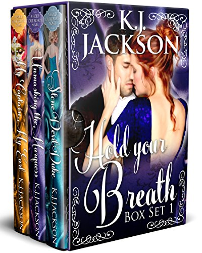 Hold Your Breath: Books 1-3: The Hold Your Breath Series Boxset by K.J. Jackson