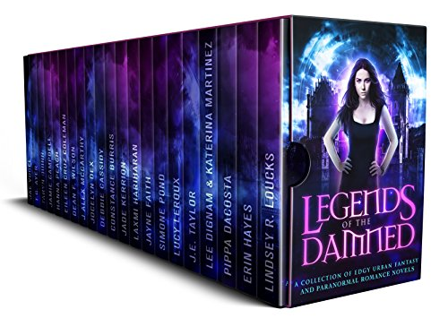 Legends of the Damned by Various Authors