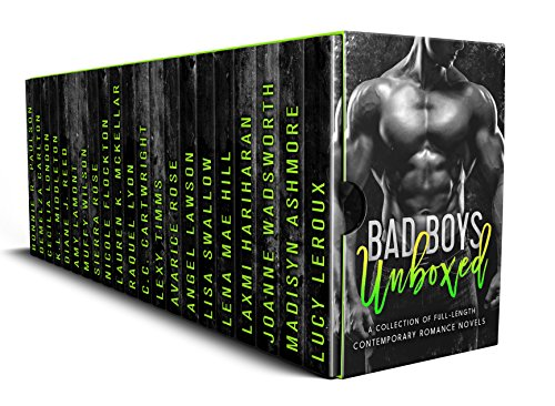 Bad Boys Unboxed: A Collection of Full-Length Contemporary Romance Novels by Various Authors