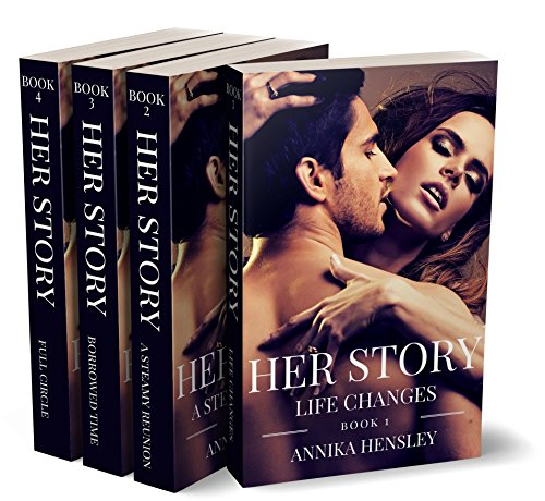Her Story - Complete Billionaire Romance Box Set by Annika Hensley