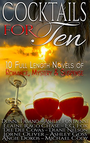 Cocktails For Ten by Various Authors