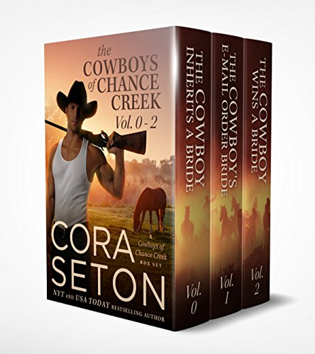 Cowboys of Chance Creek Vol 0 - 2 by Cora Seton