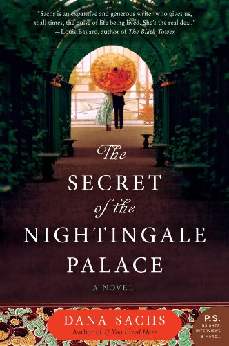 The Secret of the Nightingale Palace: A Novel by Dana Sachs