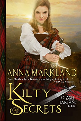 Kilty Secrets by Anna Markland