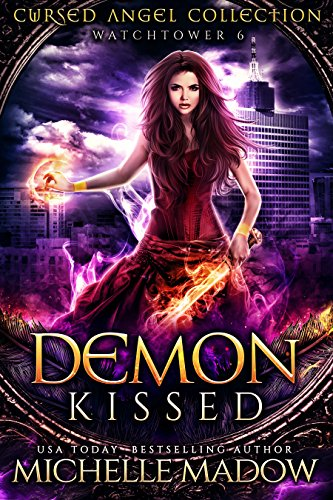 Demon Kissed by Michelle Madow