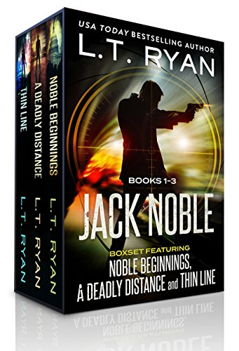 The Jack Noble Series: Books 1-3 by L.T. Ryan