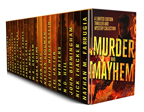Murder and Mayhem by Various Authors