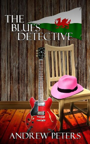 The Blues Detective by Andrew Peters