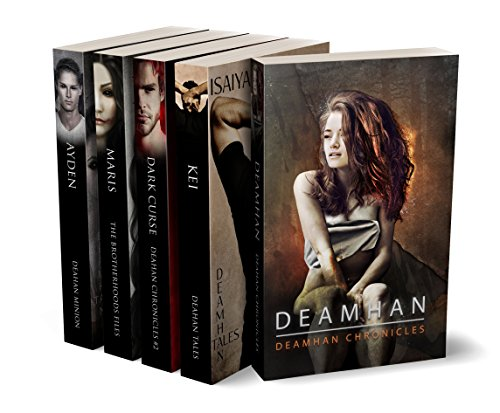 Deamhan Chronicles, Books 1-5: Deamhan, Kei. Family Matters, Dark Curse, Maris. The Brotherhood Files, Ayden. Deamhan Minion by Isaiyan Morrison