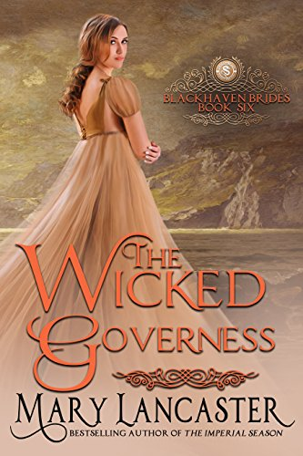 The Wicked Governess by Mary Lancaster