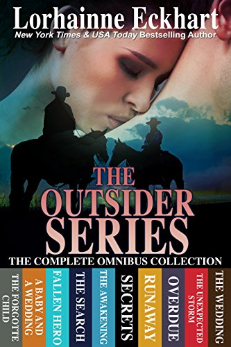 The Outsider Series: The Complete Omnibus Collection by Lorhainne Eckhart
