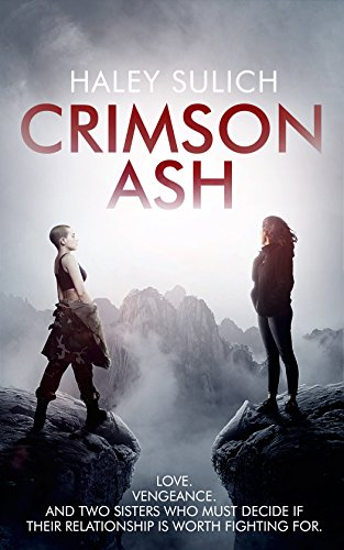 Crimson Ash by Haley Sulich