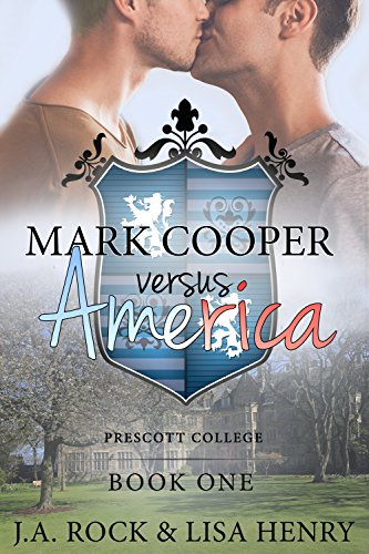 Mark Cooper Versus America by J.A. Rock