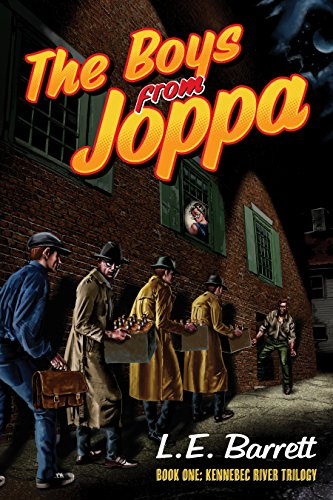 Boys from Joppa by L. E. Barrett